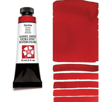 Daniel Smith Extra-Fine Watercolor 15ml Carmine