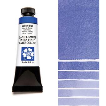 Daniel Smith Extra-Fine Watercolor 15ml Cobalt Blue