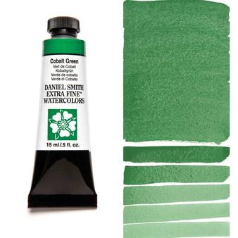 Daniel Smith Extra-Fine Watercolor 15ml Cobalt Green