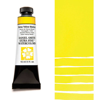 Daniel Smith Extra-Fine Watercolor 15ml Hansa Yellow Medium