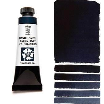 Daniel Smith Extra-Fine Watercolor 15ml Indigo