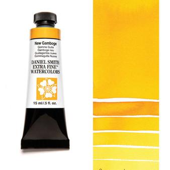 Daniel Smith Extra-Fine Watercolor 15ml New Gamboge