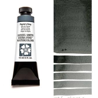 Daniel Smith Extra-Fine Watercolor 15ml Paynes Gray