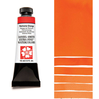 Daniel Smith Extra-Fine Watercolor 15ml Perinone Orange