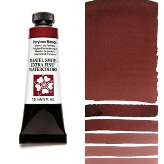 Daniel Smith Extra-Fine Watercolor 15ml Perylene Maroon