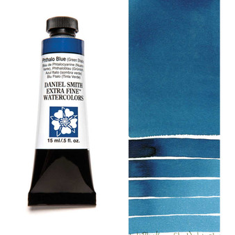 Daniel Smith Extra-Fine Watercolor 15ml Phthalo Blue Green Shade