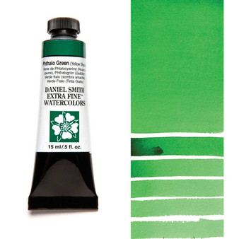 Daniel Smith Extra-Fine Watercolor 15ml Phthalo Green Yellow Shade