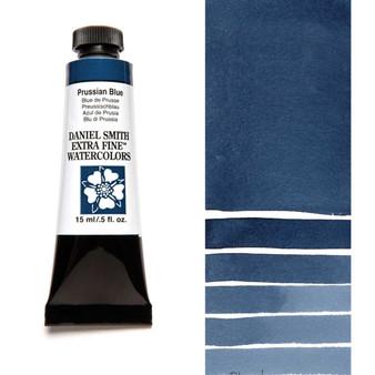 Daniel Smith Extra-Fine Watercolor 15ml Prussian Blue