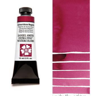 Daniel Smith Extra-Fine Watercolor 15ml Quinacridone Magenta