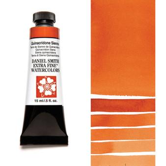 Daniel Smith Extra-Fine Watercolor 15ml Quinacridone Sienna
