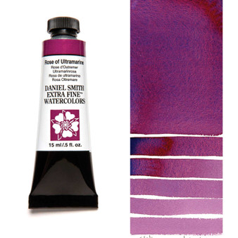 Daniel Smith Extra-Fine Watercolor 15ml Rose of Ultramarine