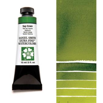 Daniel Smith Extra-Fine Watercolor 15ml Sap Green