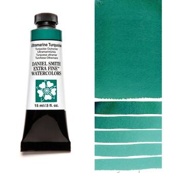Daniel Smith Extra-Fine Watercolor 15ml Ultramarine Turquoise