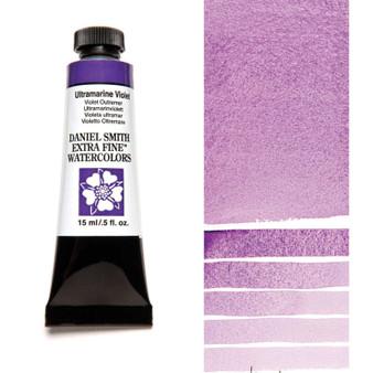 Daniel Smith Extra-Fine Watercolor 15ml Ultramarine Violet