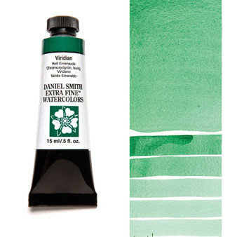 Daniel Smith Extra-Fine Watercolor 15ml Viridian