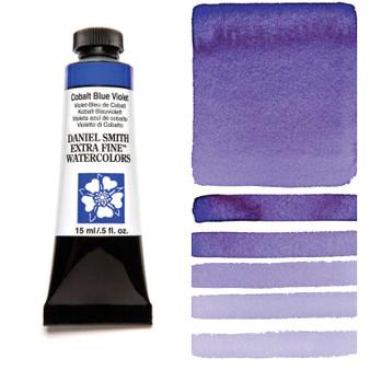 Daniel Smith Extra-Fine Watercolor 15ml Cobalt Blue Violet
