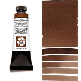 Daniel Smith Extra-Fine Watercolor 15ml Transparent Brown Oxide