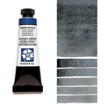 Daniel Smith Extra-Fine Watercolor 15ml Sodalite Genuine (Primatek)