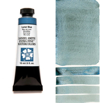Daniel Smith Extra-Fine Watercolor 15ml Lunar Blue