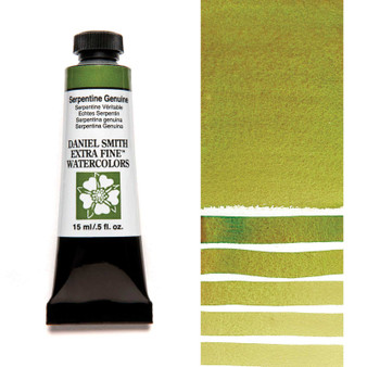 Daniel Smith Extra-Fine Watercolor 15ml Serpentine Genuine (Primatek)