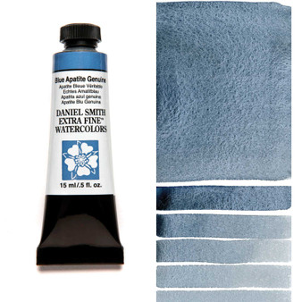 Daniel Smith Extra-Fine Watercolor 15ml Blue Apatite Genuine (Primatek)