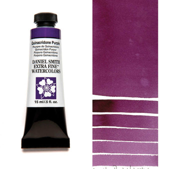 Daniel Smith Watercolor 15ml Quinacridone Purple