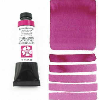 Daniel Smith Watercolor 15ml Quinacridone Lilac