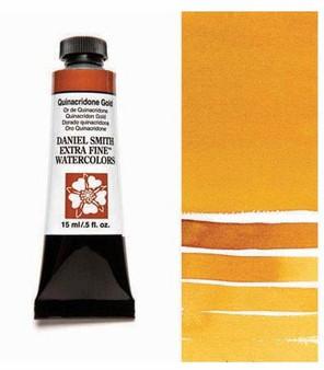 Daniel Smith Extra-Fine Watercolor 15ml Quinacridone Gold
