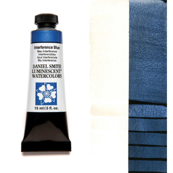 Daniel Smith Extra-Fine Watercolor 15ml Interference Blue