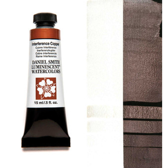 Daniel Smith Extra-Fine Watercolor 15ml Interference Copper