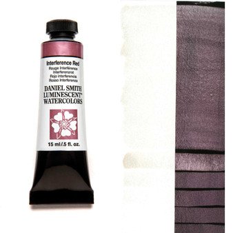 Daniel Smith Extra-Fine Watercolor 15ml Interference Red
