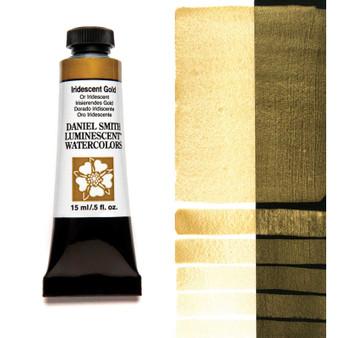Daniel Smith Extra-Fine Watercolor 15ml Iridescent Gold