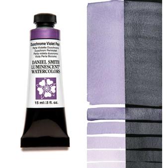 Daniel Smith Extra-Fine Watercolor 15ml Duochrome Violet Pearl