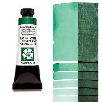 Daniel Smith Extra-Fine Watercolor 15ml Duochrome Emerald