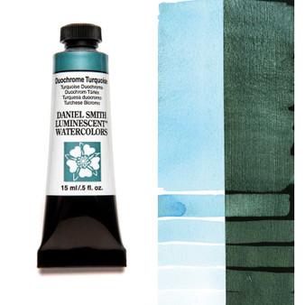 Daniel Smith Extra-Fine Watercolor 15ml Duochrome Turquoise