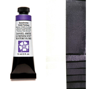 Daniel Smith Extra-Fine Watercolor 15ml Duochrome Violet Fantasy