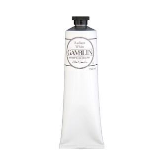 Gamblin Artists Oil Color 150ml Series 2: Radiant White