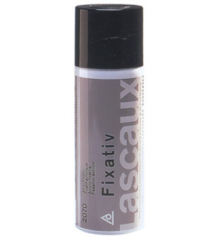 Lascaux Artist Colors Fixative 10 Oz Spray - Domestic U.S. Only!
