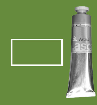 Lascaux Artist Acrylic 45ml Series 2: Chrome Ox Olive Green
