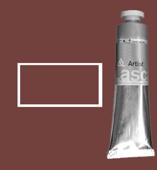 Lascaux Artist Acrylic 45ml Series 1: Oxide Red Deep