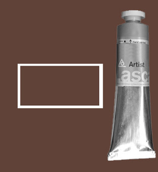 Lascaux Artist Acrylic 45ml Series 2: Oxide Brown Medium