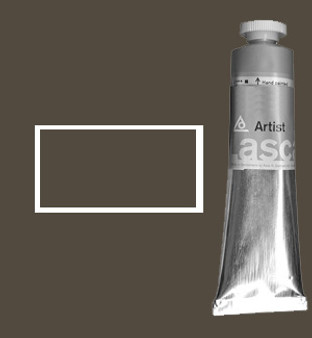 Lascaux Artist Acrylic 45ml Series 1: Oxide Brown Dark