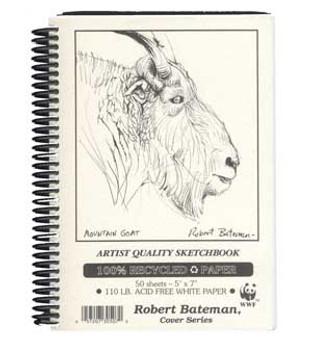 Robert Bateman Sketch Pad 5x7 En Tour