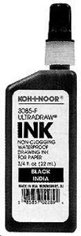 Koh-I-Noor Ultradraw Ink 3/4oz
