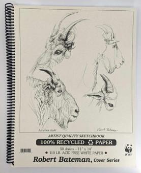 Robert Bateman Sketch Pad 11x14