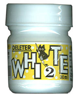 Deleter Manga Ink 30ml White