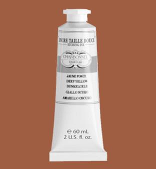 Charbonnel Intaglio (Etching) Ink 60ml Raw Umber