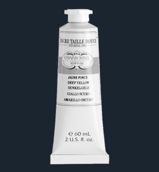 Charbonnel Intaglio (Etching) Ink 60ml Payne's Gray
