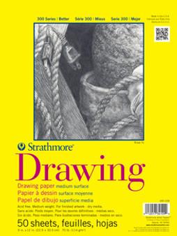 Strathmore Drawing 300 14x17 50sh