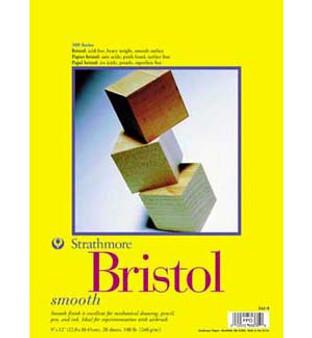 Strathmore Bristol Pad 300 Plate 11x14